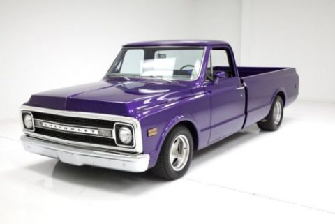 custom 1972 Chevrolet C10 Pickup vintage for sale