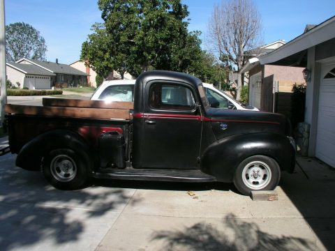 customized 1941 Ford Pickup vintage for sale