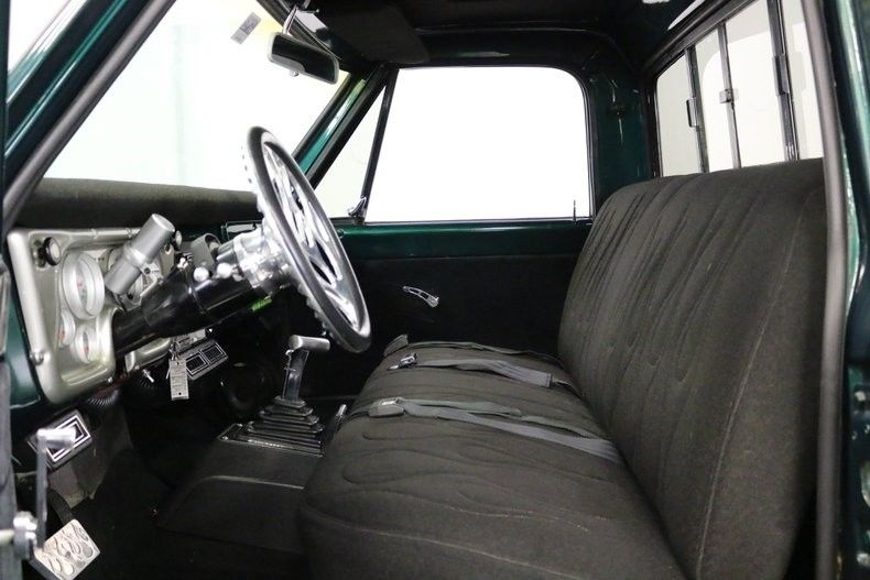 customized 1972 Chevrolet C 10 pickup vintage