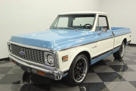 gorgeous 1972 Chevrolet C 10 Cheyenne pickup vintage for sale