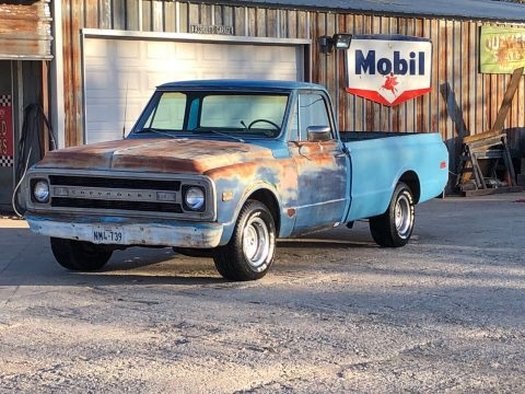 great daily driver 1972 Chevrolet C 10 Cheyenne Super vintage for sale