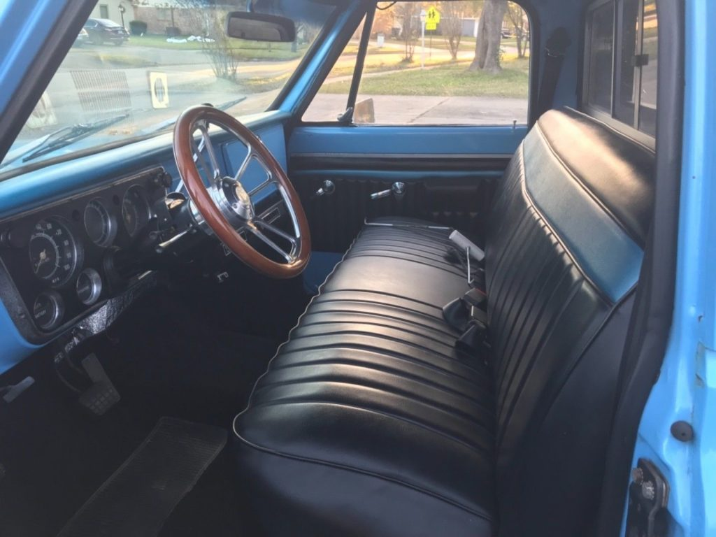 great running 1971 Chevrolet C 10 Pickup vintage