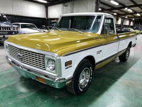 like new 1972 Chevrolet C 10 Cheyenne Super vintage for sale