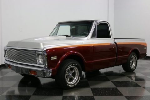 low mileage 1971 Chevrolet C 10 pickup vintage for sale