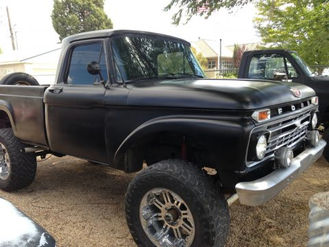 low miles 1963 Ford F 100 vintage for sale
