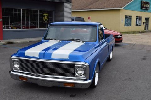 modified 1971 Chevrolet Pickup vintage for sale