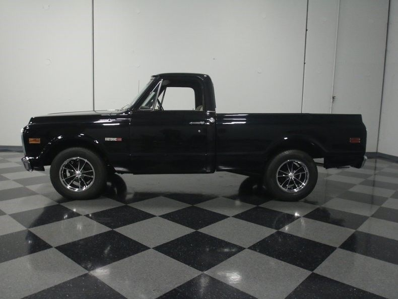 modified 350 V8 1971 Chevrolet C 10 vintage