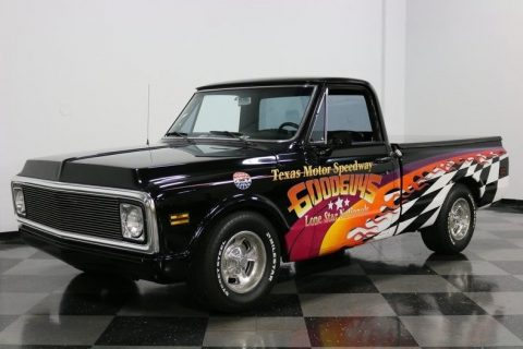 nice custom 1972 Chevrolet C 10 Cheyenne vintage for sale