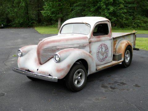 professional built 1937 Willys Model 37 Pickup vintage for sale