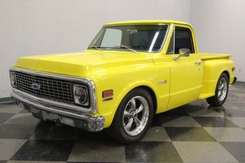 Restomod 1972 Chevrolet C 10 vintage for sale