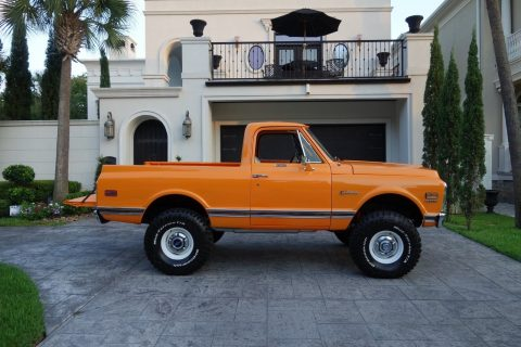 restored 1972 Chevrolet K5 Blazer CST vintage for sale