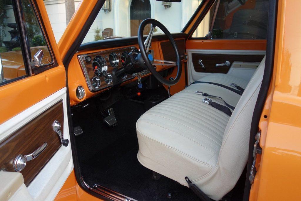 restored 1972 Chevrolet K5 Blazer CST vintage