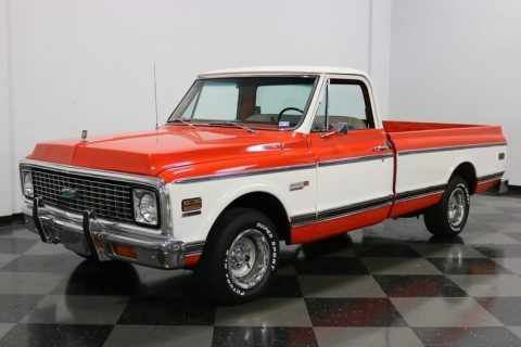 sharp classic 1972 Chevrolet C 10 Cheyenne Super vintage for sale