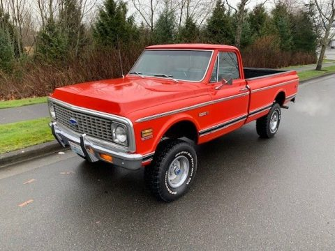 survivor 1972 Chevrolet C 10 Cheyenne vintage for sale