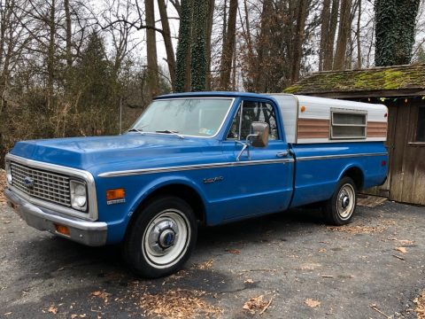unrestored 1972 Chevrolet C/K Pickup 2500 Highlander vintage for sale