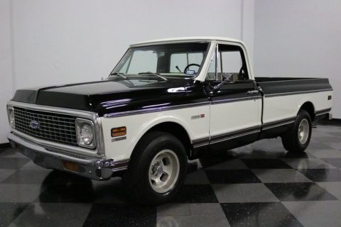 very nice 1972 Chevrolet C 10 Cheyenne pickup vintage for sale