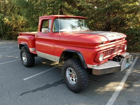 custom 1963 Chevrolet C/K Pickup 2500 vintage pickup for sale