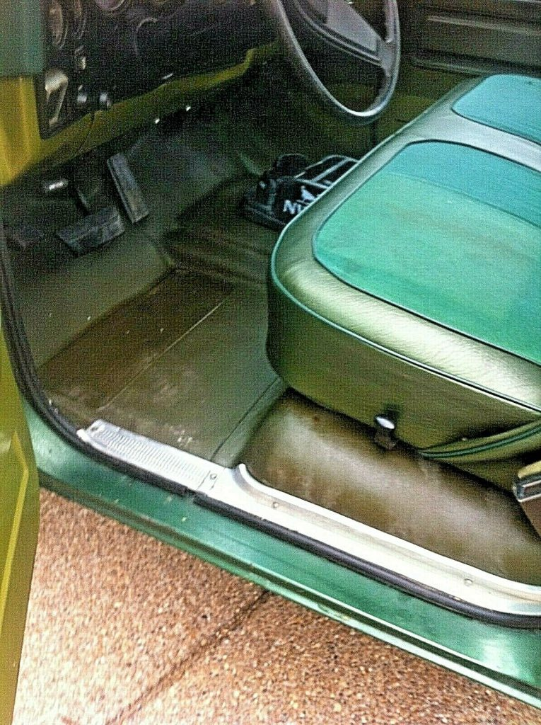 all original 1973 Chevrolet C/K Pickup 2500 Custom deluxe vintage
