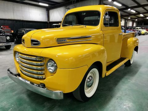 classic 1949 Ford F1 Pickup vintage for sale