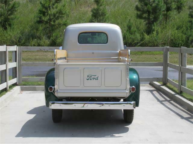 completely restored 1949 Ford F1 Pickup vintage