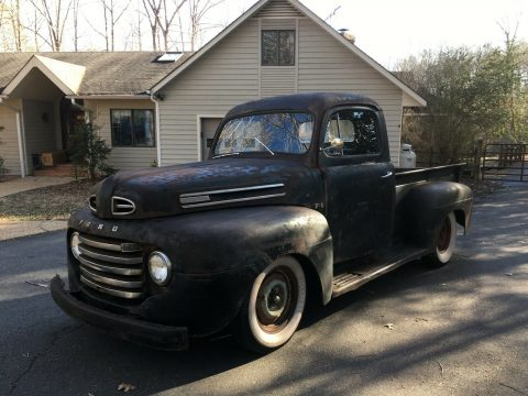 nice custom 1948 Ford Pickup vintage for sale