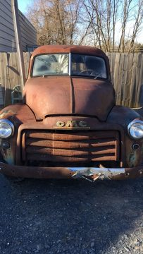 patina 1949 GMC Panel TRUCK vintage for sale