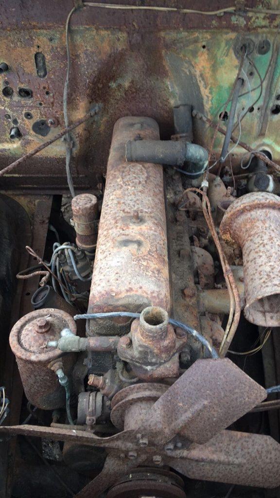 patina 1949 GMC Panel TRUCK vintage