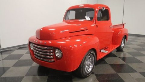Slick Built custom 1949 Ford Pickup vintage for sale
