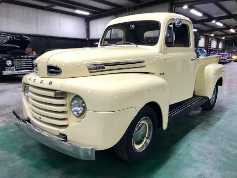 very nice 1949 Ford Pickup Flathead V8 vintage for sale