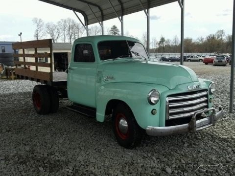 very nice 1949 GMC Full Size pickup vitnage for sale