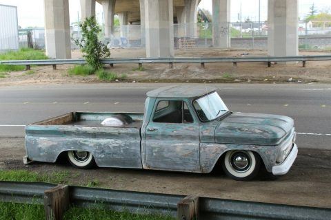 custom 1965 Chevrolet C 10 Calico PATINA pickup vintage for sale