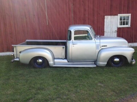 lowered 1950 Chevrolet C/K Pickup 1500 3100 vintage for sale