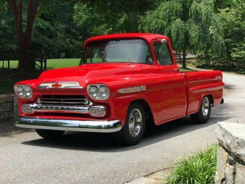 nicely modified 1959 Chevrolet Pickup vintage for sale