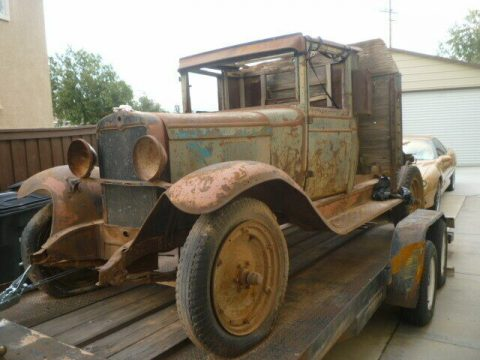 barn find 1930 Chevrolet Pickup vintage for sale