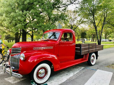 beautiful 1942 Chevrolet 1/2 Ton Pickup vintage for sale