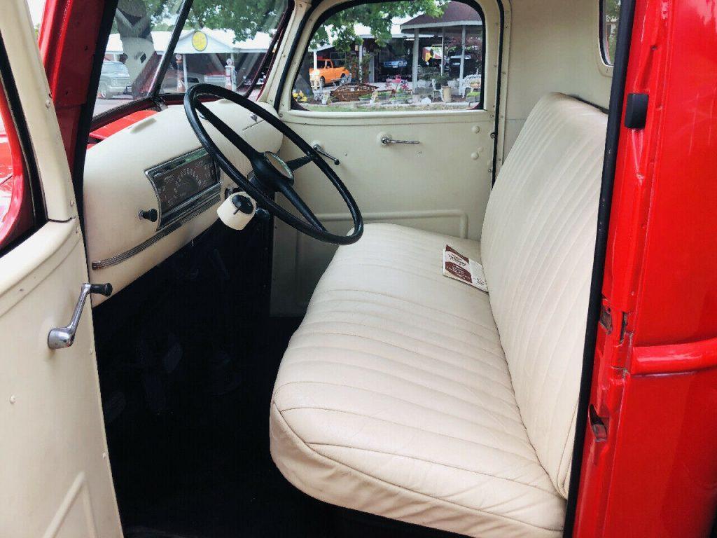 beautiful 1942 Chevrolet 1/2 Ton Pickup vintage