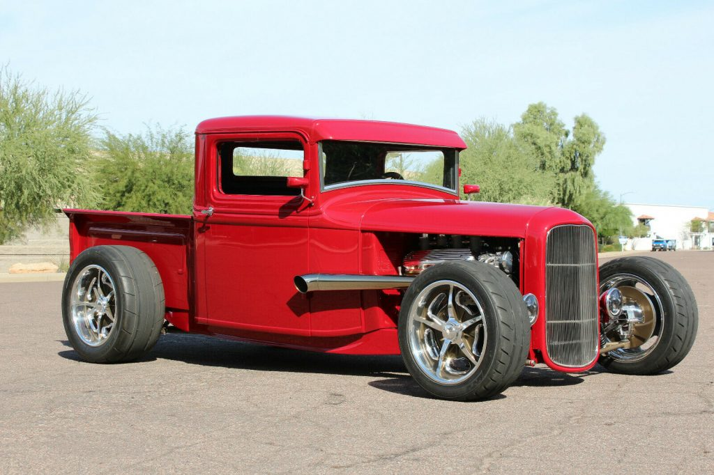 custom 1934 Ford Pickup vintage