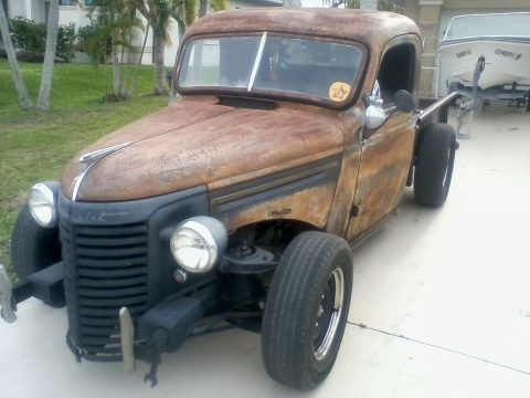 custom daily driver 1939 Chevrolet Pickup vintage for sale