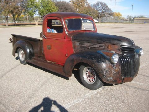 modified 1941 Chevrolet Pickup vintage for sale