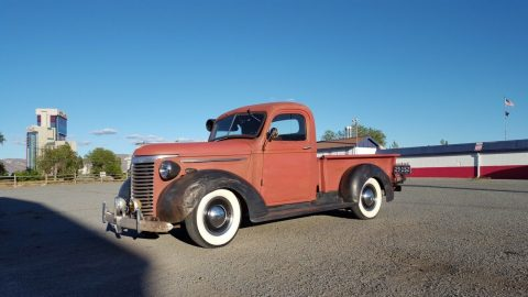 nice patina 1940 Chevrolet Pickup vintage for sale