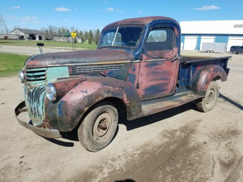 solid project 1941 Chevrolet Pickup vintage for sale