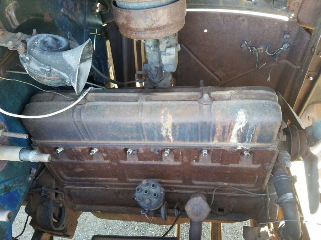 solid project 1941 Chevrolet Pickup vintage