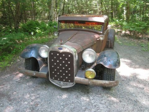 chopped 1930 Ford Pickups Brass pickup vintage for sale