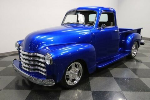custom 1951 Chevrolet Pickup vintage for sale