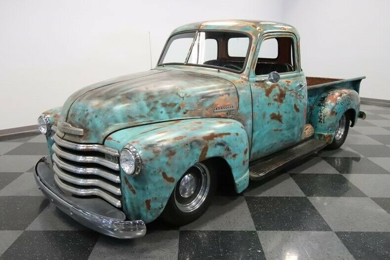 hot rod 1948 Chevrolet Pickup vintage