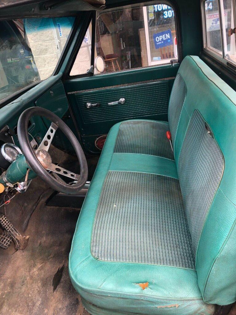 needs TLC 1969 Chevrolet C 10 Pickup vintage