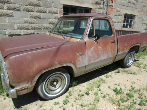 nice patina 1979 Dodge Custom vintage for sale