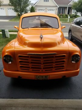 sharp 1949 Studebaker M5 Custom vintage for sale