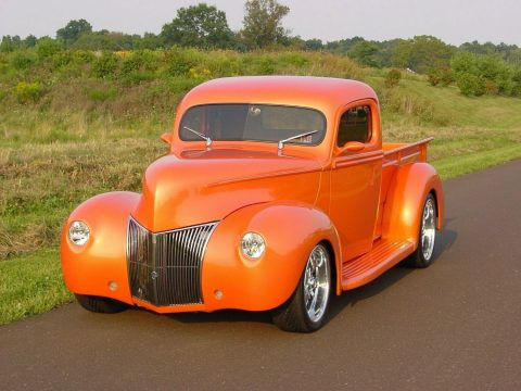 streetrod 1941 Ford Pickup vintage for sale