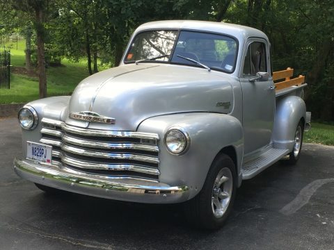 very nice 1951 Chevrolet 3100 Pickup vintage for sale